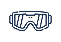 Goggles/ Brillen