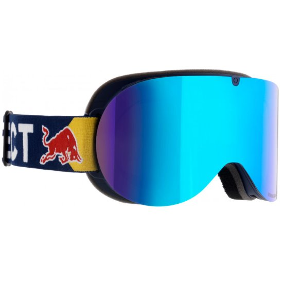 Red Bull Bonnie 001 goggle - dark blue