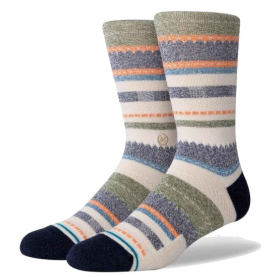 Stance Lifestyle Tucked In Socken - navy