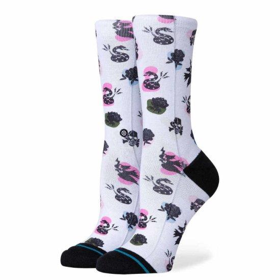 Stance Lifestyle New Order Socken - white