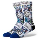 Stance Foundation Hendrix Dissolve Socken - multi