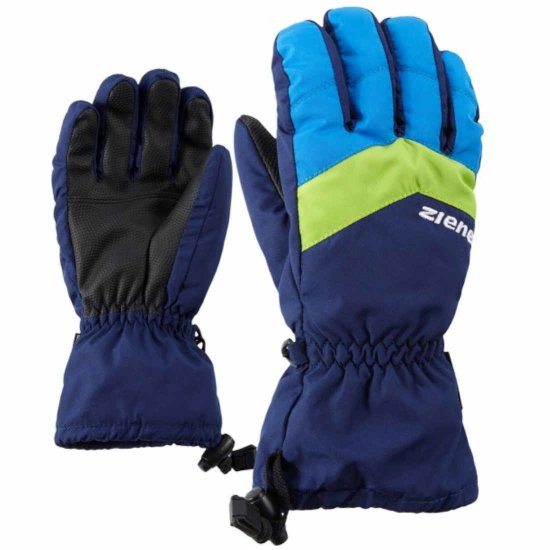 Ziener Lett AS kids Handschuh - navy