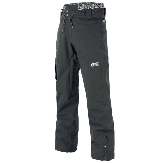 Picture Under Snowpant 10k - black