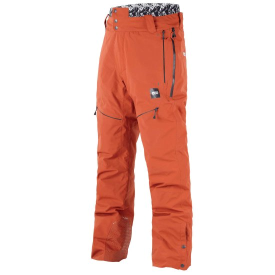 Picture Naikoon Snowpant 20k - brick