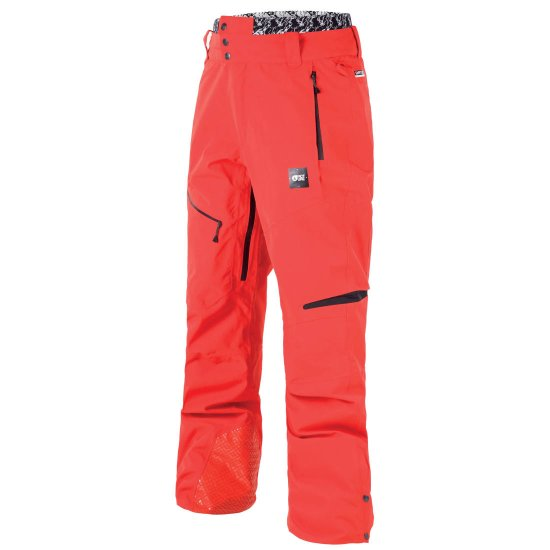 Picture Track Snowpant 20k - red M