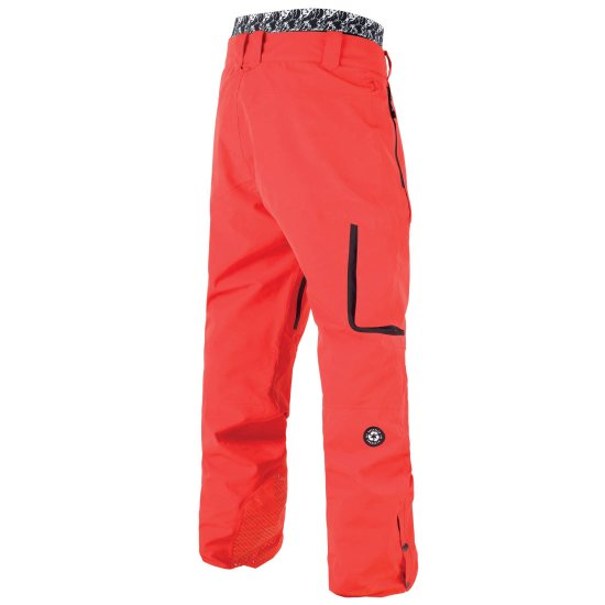 Picture Track Snowpant 20k - red L
