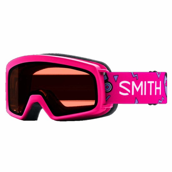 Smith Rascal Kids Goggle - pink skates
