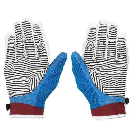 Volcom Crail glove Handschuh - burnt red M