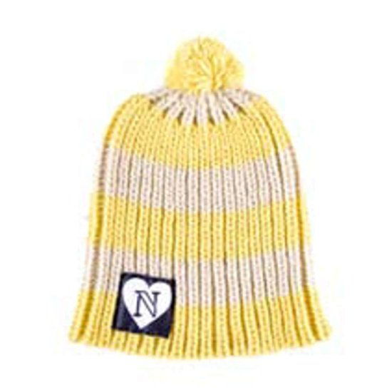 Neff Heart Throb Beanie yellow