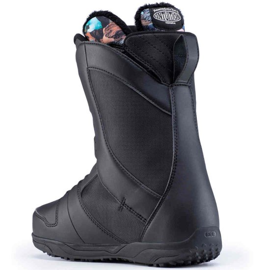 Ride Sage Boa Snowboardboot - black 37