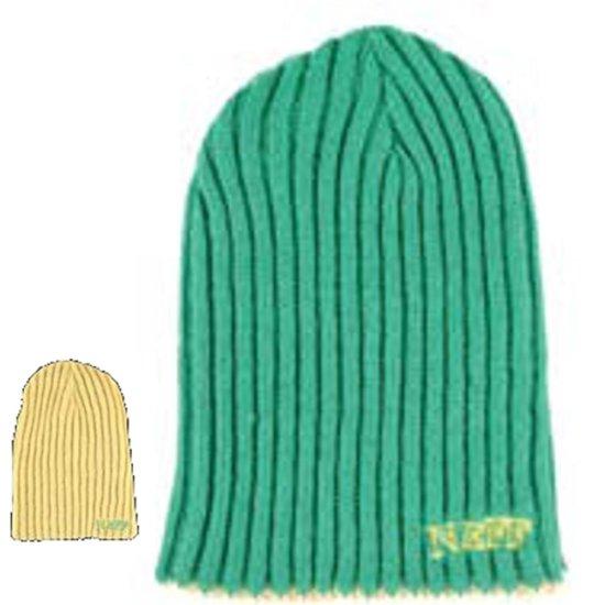 Neff Rezi-Flip Beanie green