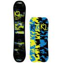 K2 Grom Package Mini Turbo Snowboardset 110 cm - boot 35