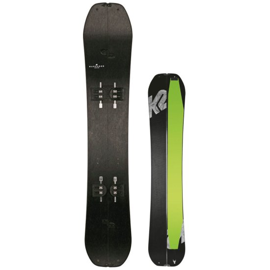 K2 Marauder Split Wide Package Splitboard 158 cm