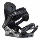 K2 Cassette Snowboardbindung - black L (EU 40,5 - 44,5)