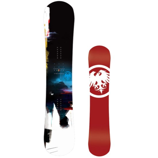 Never Summer Proto Synthesis X Snowboard 157 cm