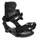 Flux DS Snowboardbindung - metallic black M