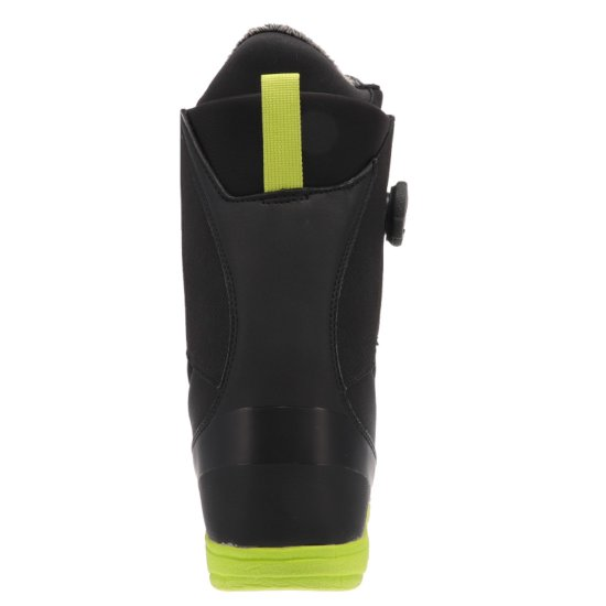 Flux GT-Boa Snowboardboot - black/lime 7