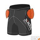 Xion Shorts Freeride-Evo Men Crashpant S