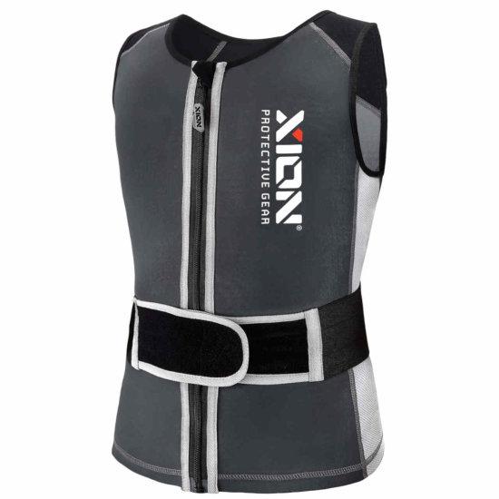 Xion NS Vest Freeride-V2 Junior Rückenprotektor JS