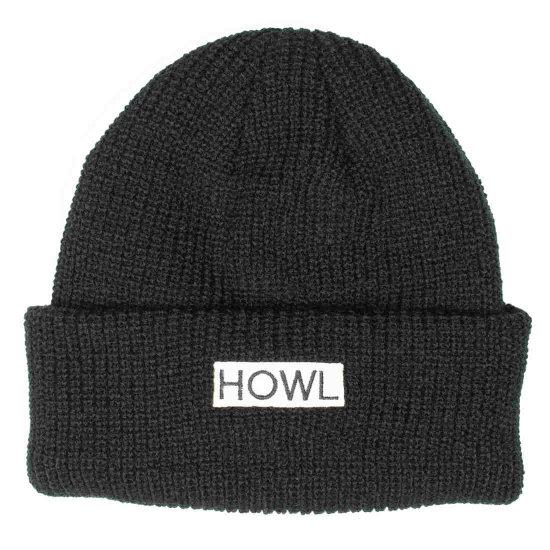 Howl Gasoline beanie - black