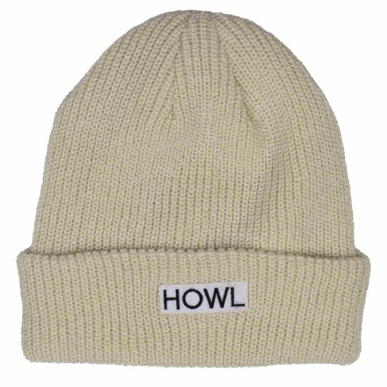 Howl Gasoline beanie - khaki