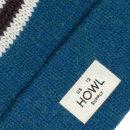 Howl Stripe beanie - baby blue
