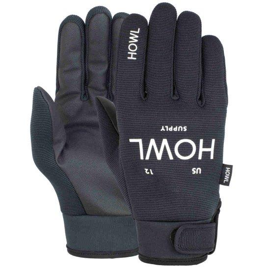 Howl Jeepster glove Handschuh - black