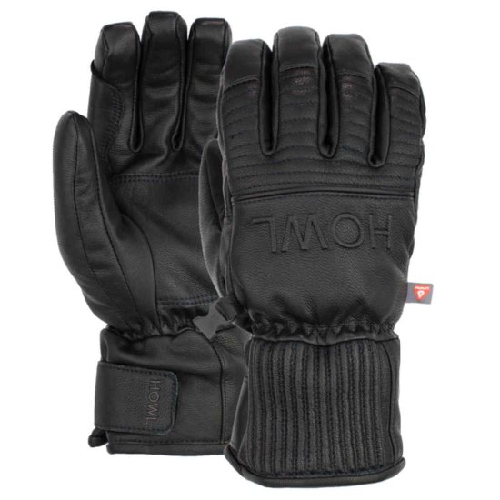 Howl Houston gloves Handschuhe - black
