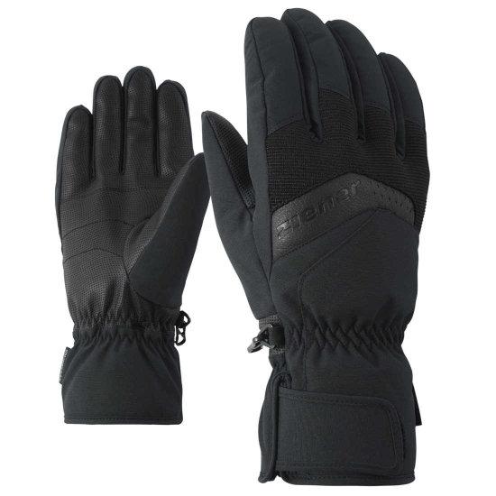 Ziener GABINO Handschuhe - black 6,5