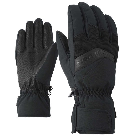 Ziener GABINO Handschuhe - black 9
