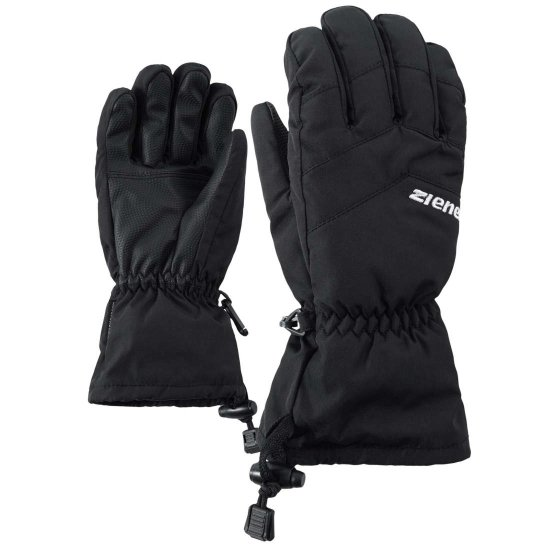 Ziener Lett AS kids Handschuh - black 5