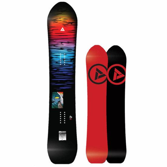 Academy Master Micro Camber Snowboard 157 cm