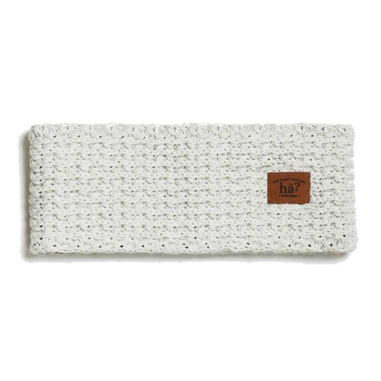 Hä? Rambler Headband - light grey