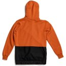 Hä? Ride Question Riding Hoodie - earth L