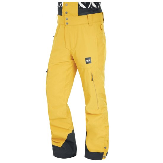 Picture Object Snowpant 20k - safran