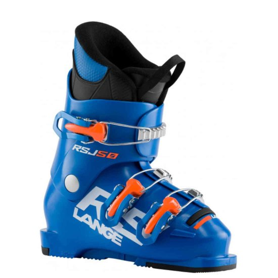 Lange RSJ 50 jun. Skischuh - power blue