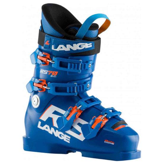 Lange RS 70 S.C. Skischuh - power blue 265