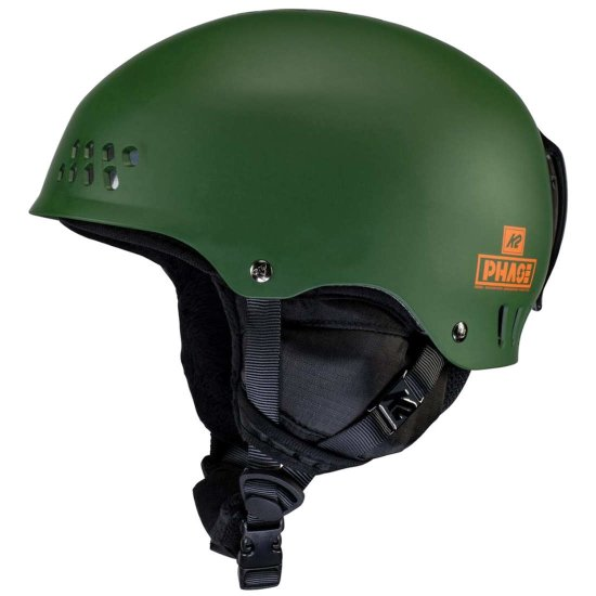 K2 Phase Pro Audio Snowhelm - forest green L/XL
