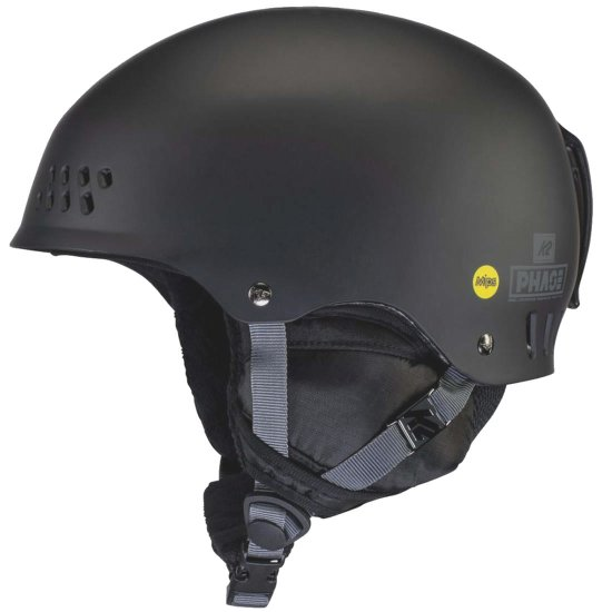 K2 Phase MIPS Snowhelm - black