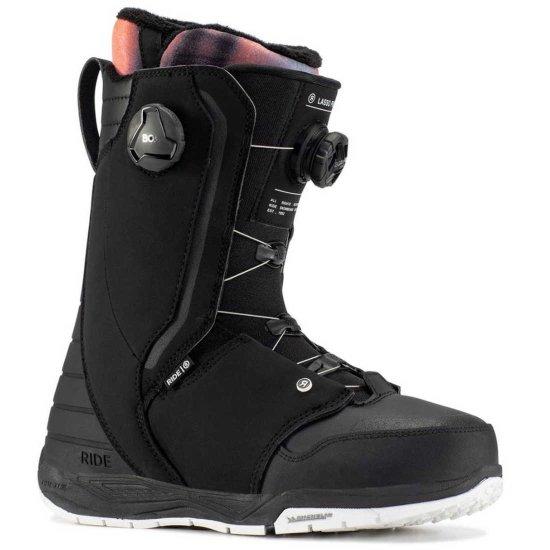 Ride Lasso Pro Boa Snowboardboot - black
