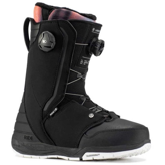 Ride Lasso Pro Boa Snowboardboot - black 43,5