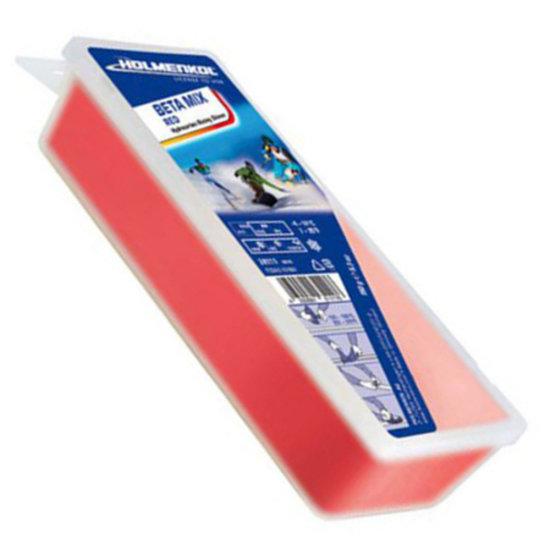 Holmenkol Wax BETAMIX RED 150g
