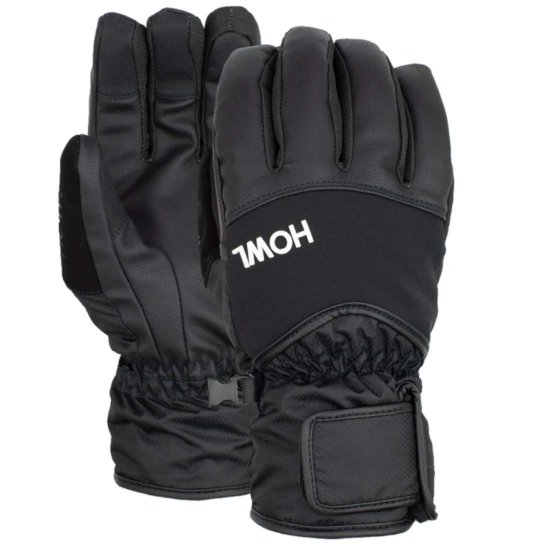 Howl Union glove Handschuh - black S