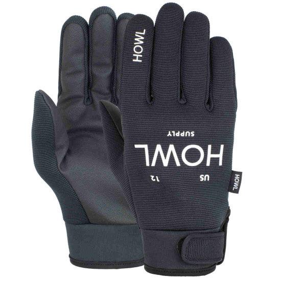 Howl Jeepster glove Handschuh - black L