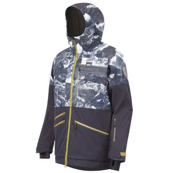 Picture Stone Jacket 20k - imaginary world XL