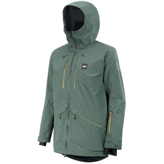 Picture Zephir Jacket 20k - lichen green L