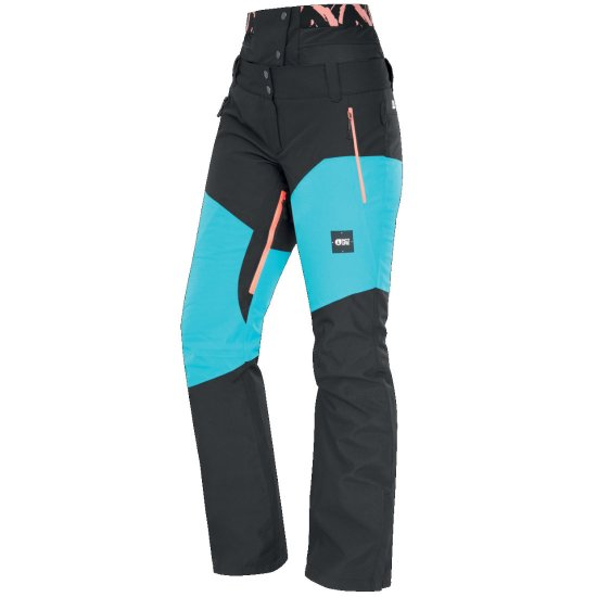 Picture Exa Snowpant 20k - light blue black M