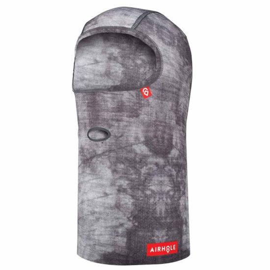 Airhole UPF 50 Drylite Balaclava - washed grey S/M