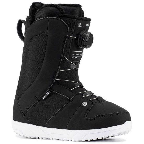 Ride Sage Boa Snowboardboot - black 41,5