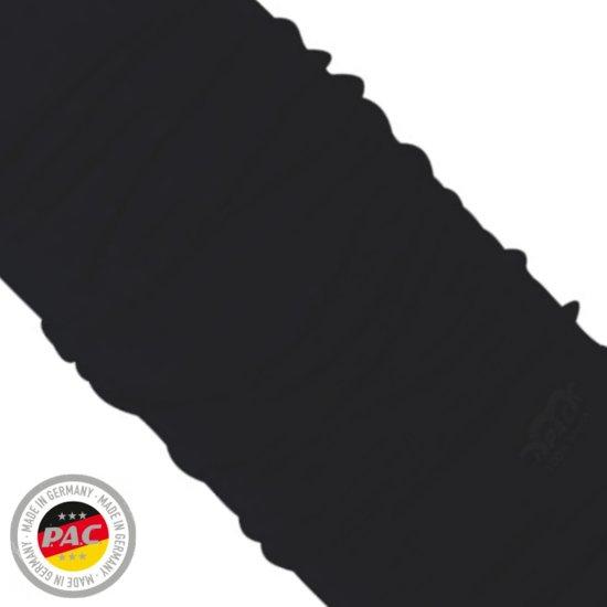 P.A.C. Merino Wool - total black